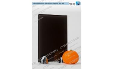 Стекло окрашенное COLORGlass REF 1603 (карамель 1370) фото