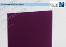 Стекло окрашенное DecoCristal 4007 фиолетовый фото